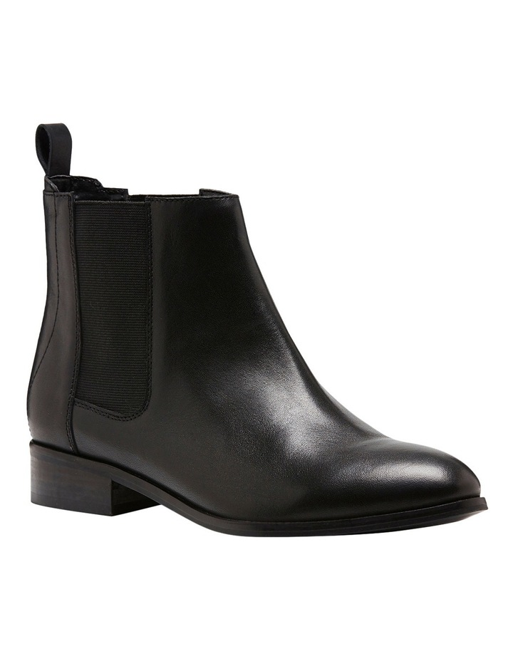 Manix Black Boot image 2