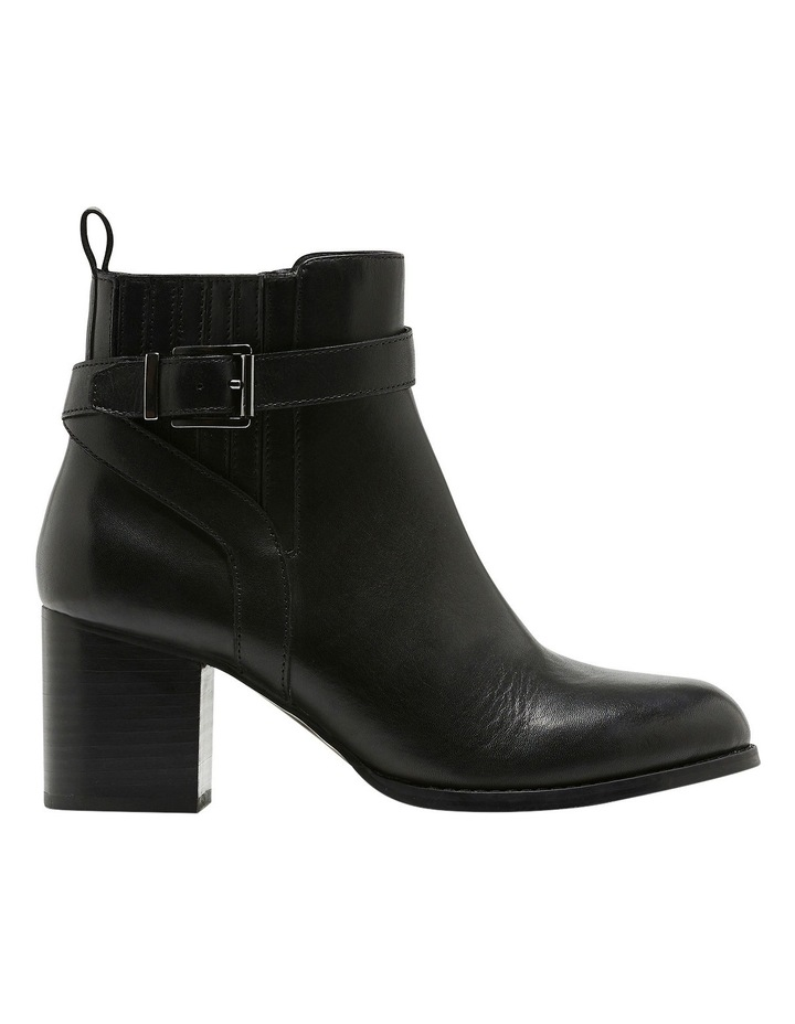 Adore Black Leather Boot image 1