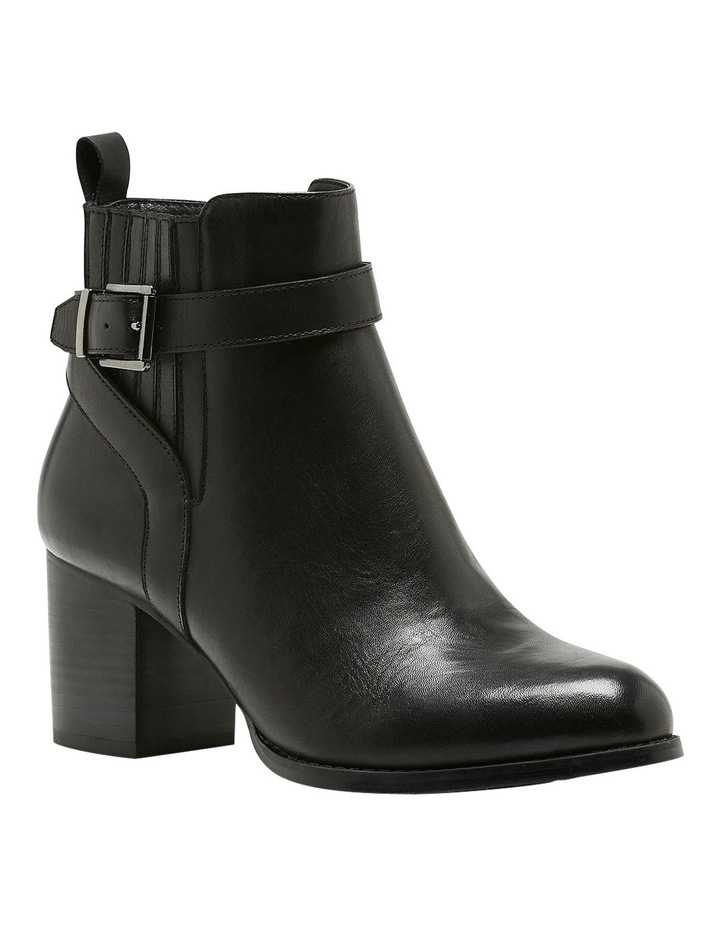 Adore Black Leather Boot image 2