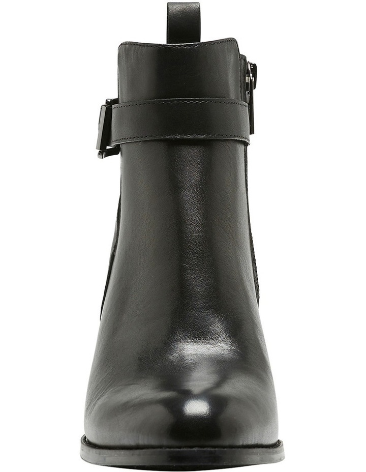 Adore Black Leather Boot image 3