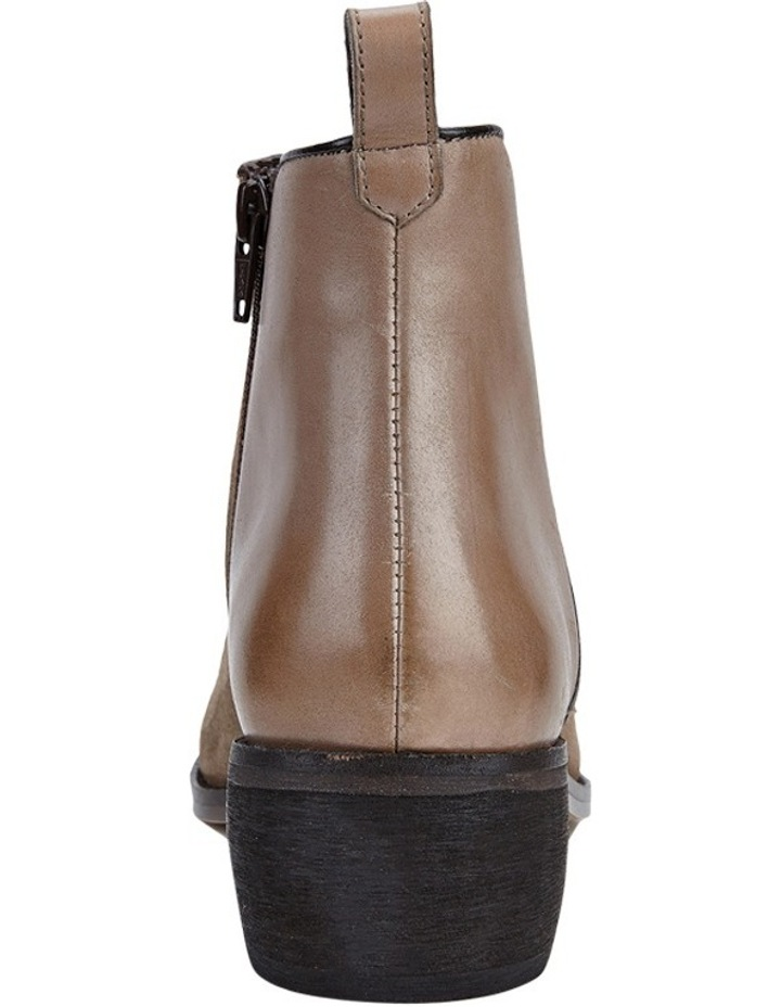 Deluxe Taupe Suede Boot image 3