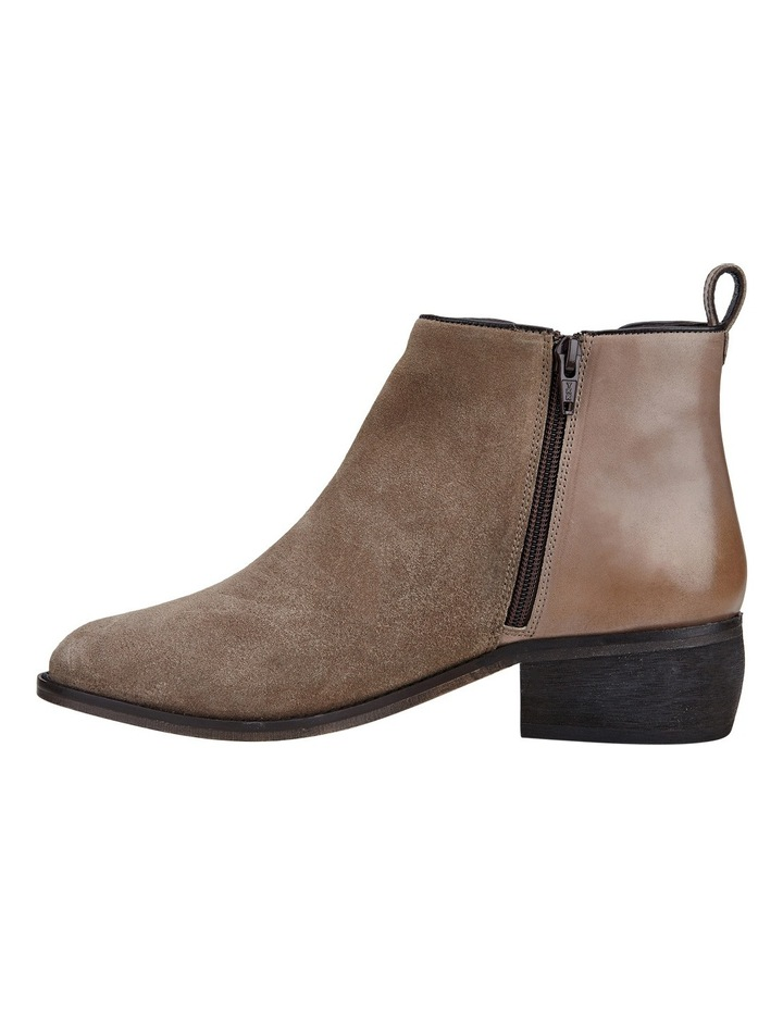 Deluxe Taupe Suede Boot image 4