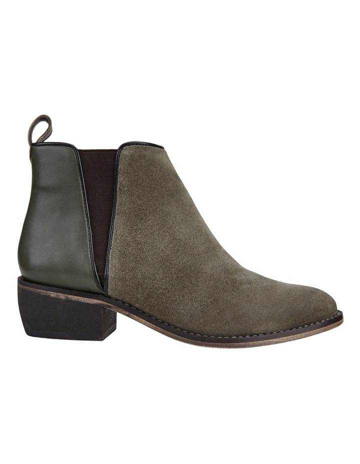 Deluxe Sage Suede Boot image 1