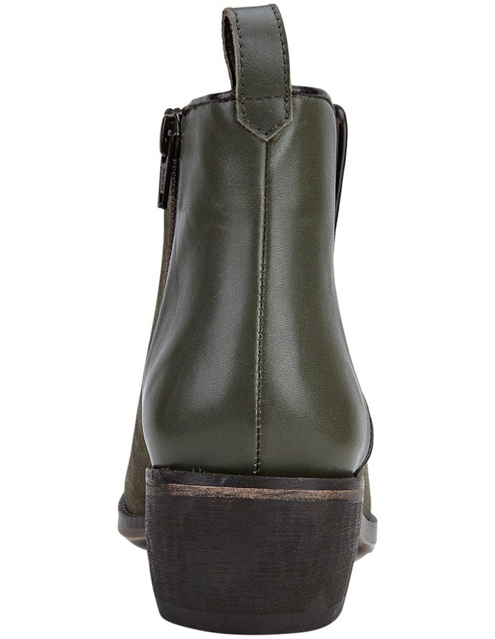 Deluxe Sage Suede Boot image 3