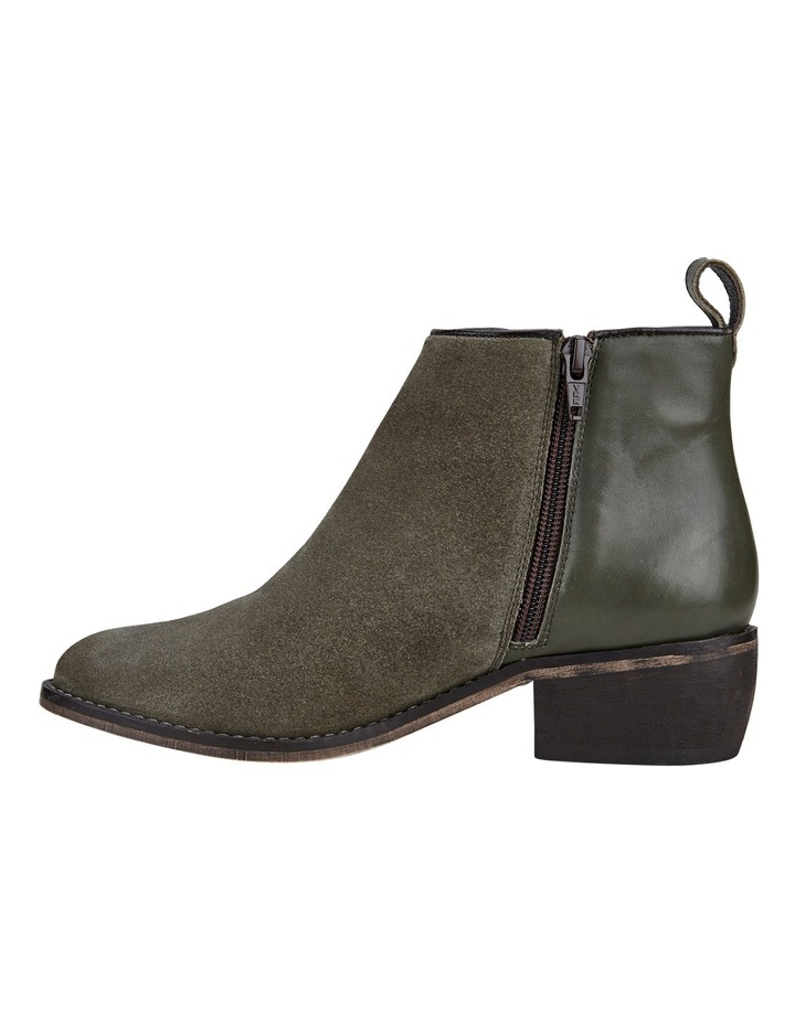 Deluxe Sage Suede Boot image 4