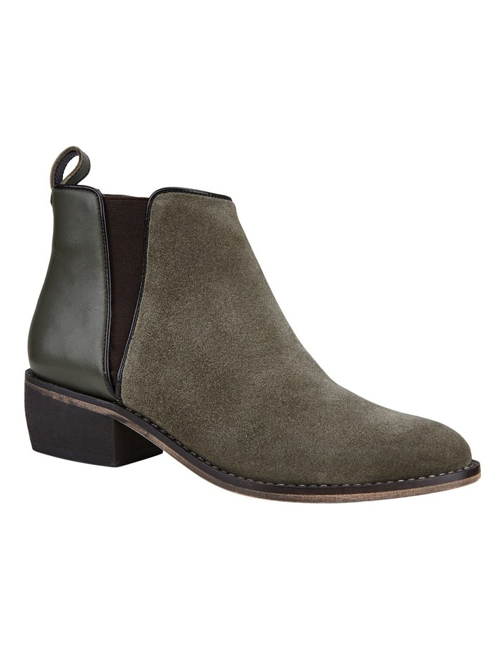 Deluxe Sage Suede Boot image 5