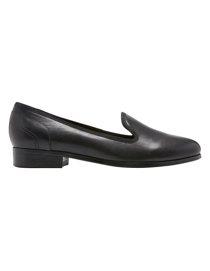 Fantastic Black Leather Loafer image 1