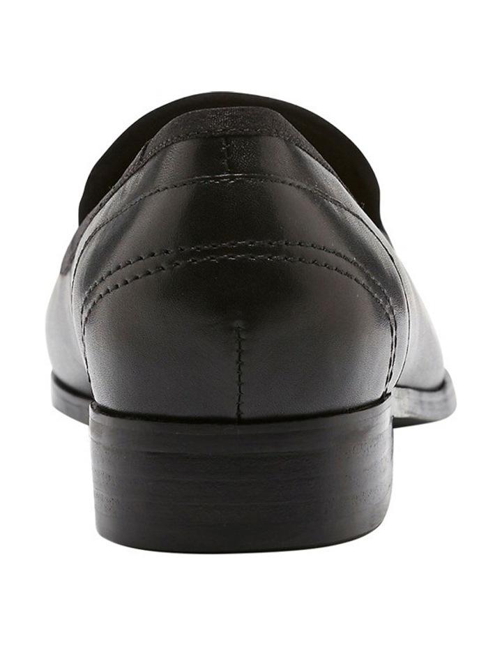 Fantastic Black Leather Loafer image 4