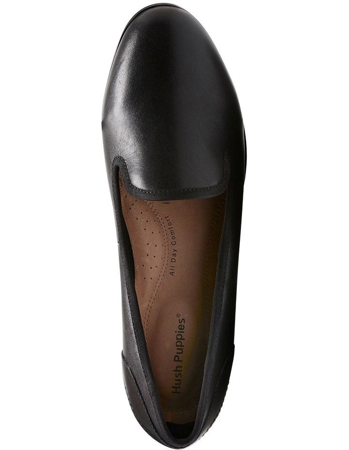 Fantastic Black Leather Loafer image 5