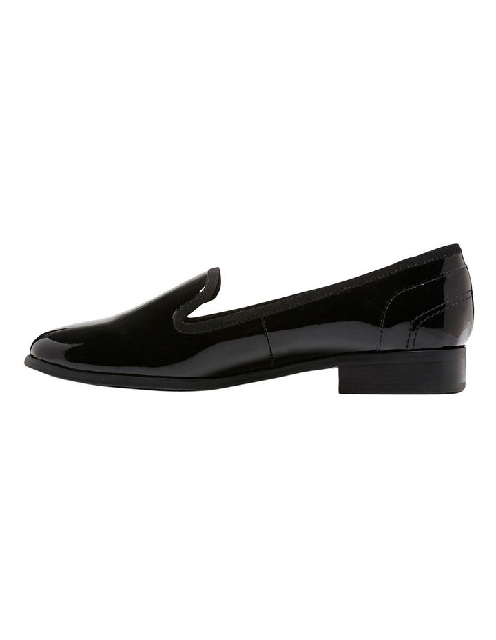 Fantastic Black Patent Loafer image 6