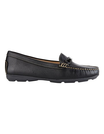 ddc34ac16 Hush Puppies Renita Black Loafer