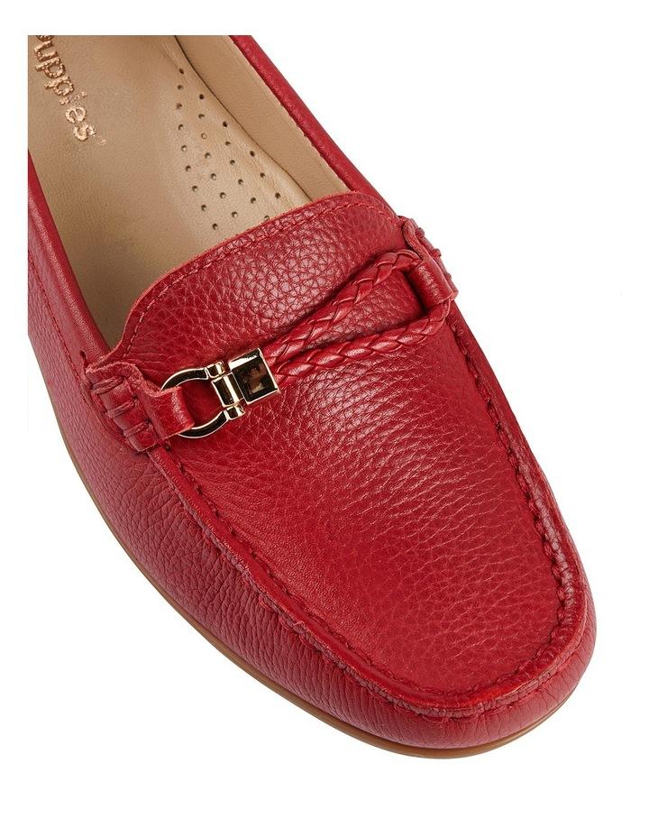 Renita Red Loafer image 4