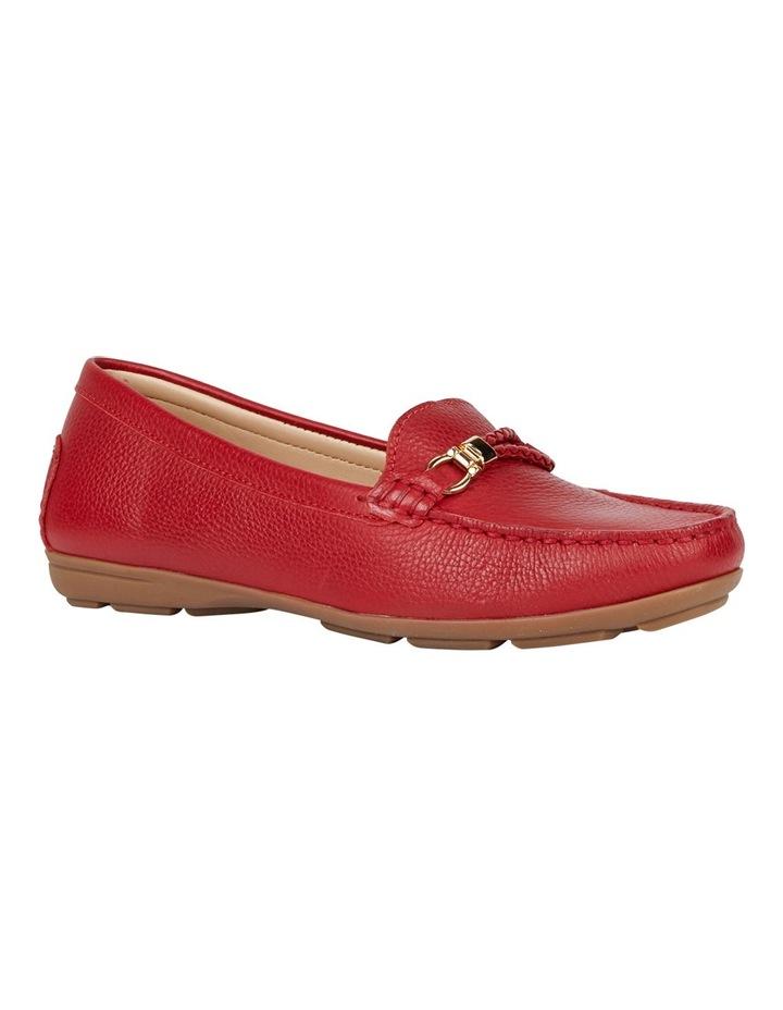 Renita Red Loafer image 5