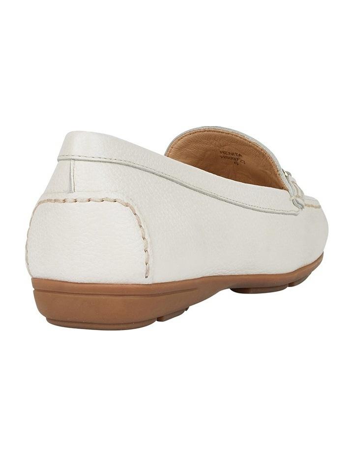 Renita White Loafer image 4
