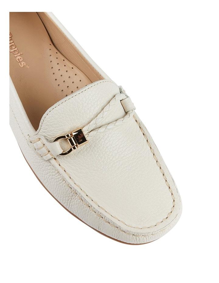 Renita White Loafer image 8