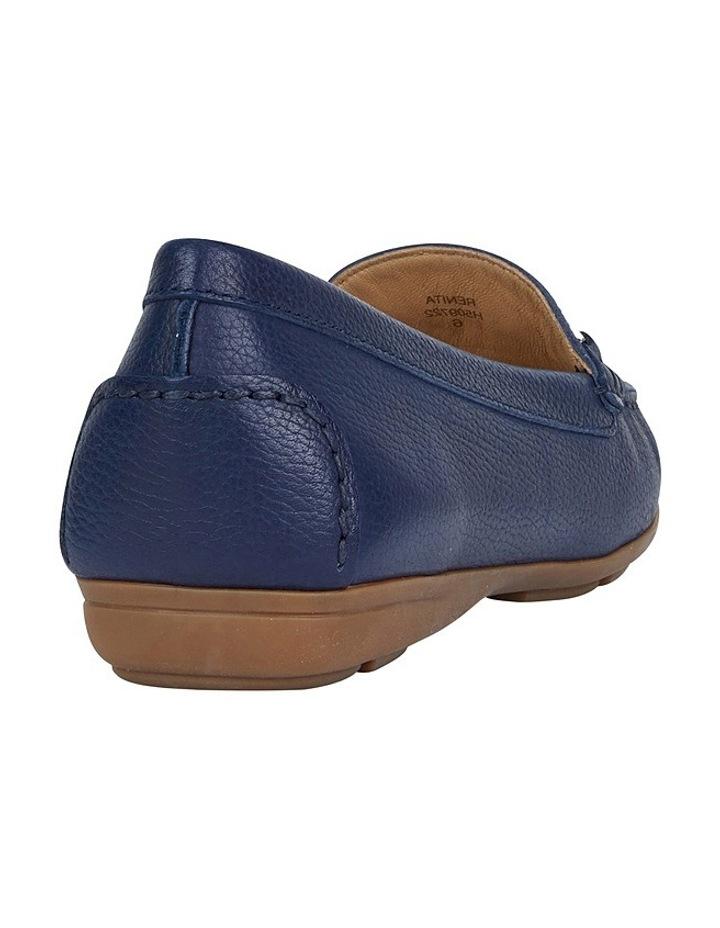 Renita Navy Loafer image 2