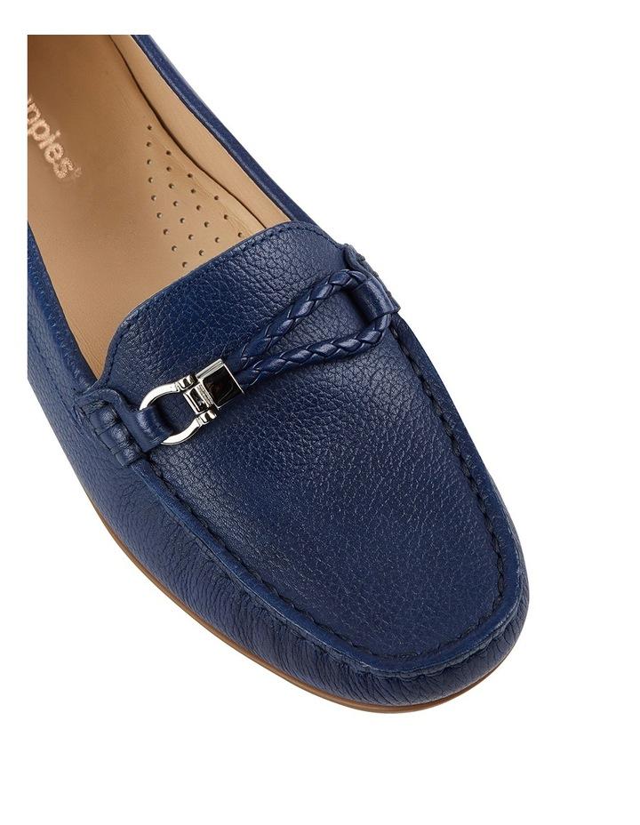 Renita Navy Loafer image 4
