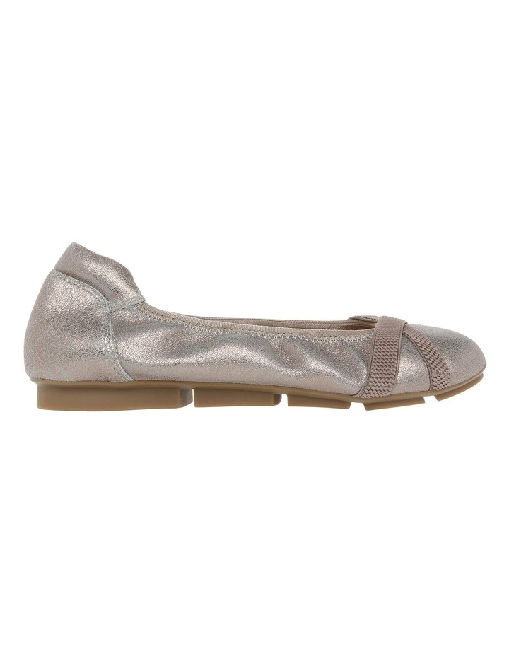 Algarve Taupe Metallic Pump image 1