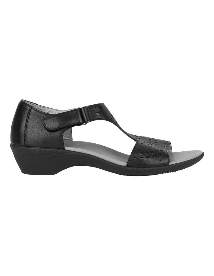 Aster Black Sandal image 1