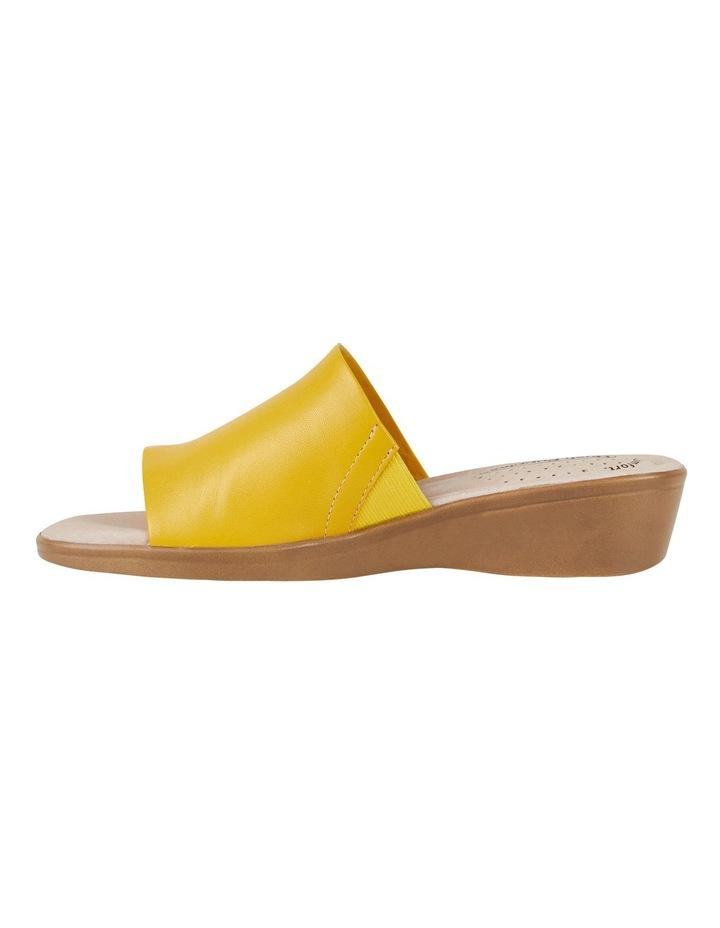Coco Summer Yellow Sandal image 3