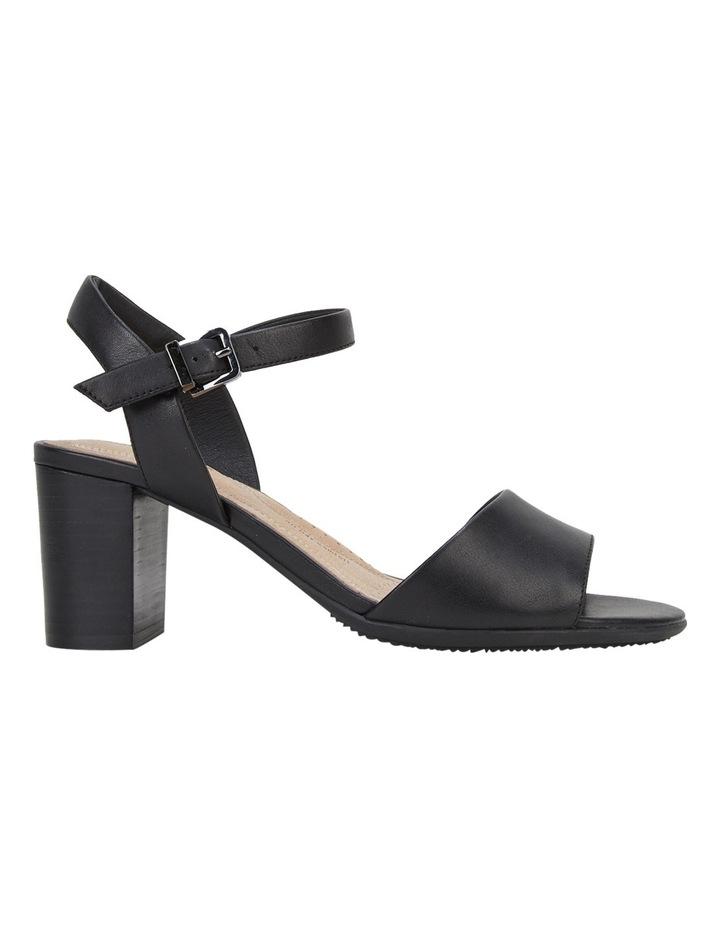 Lindera Black Sandal image 1