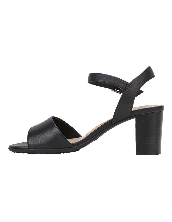 Lindera Black Sandal image 3