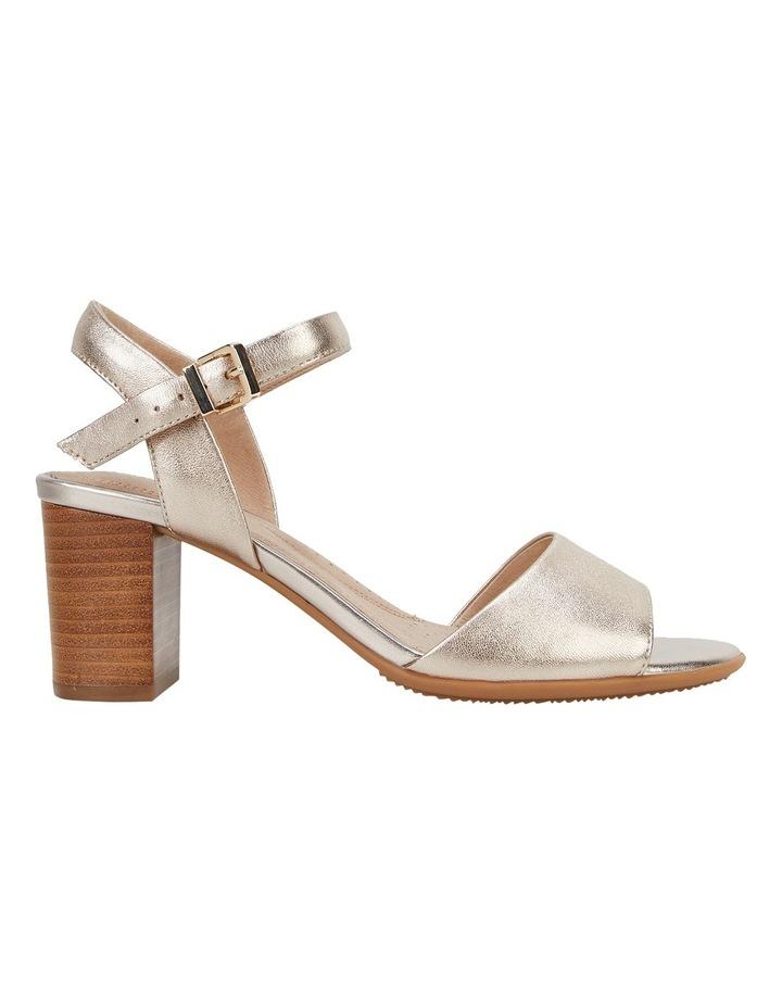 Lindera Champagne Sandal image 1
