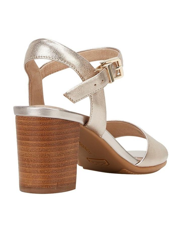 Lindera Champagne Sandal image 2