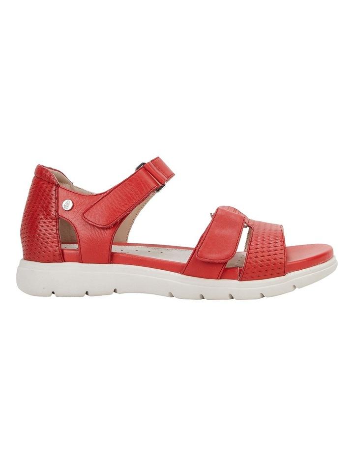 Yarrow Red Sandal image 1