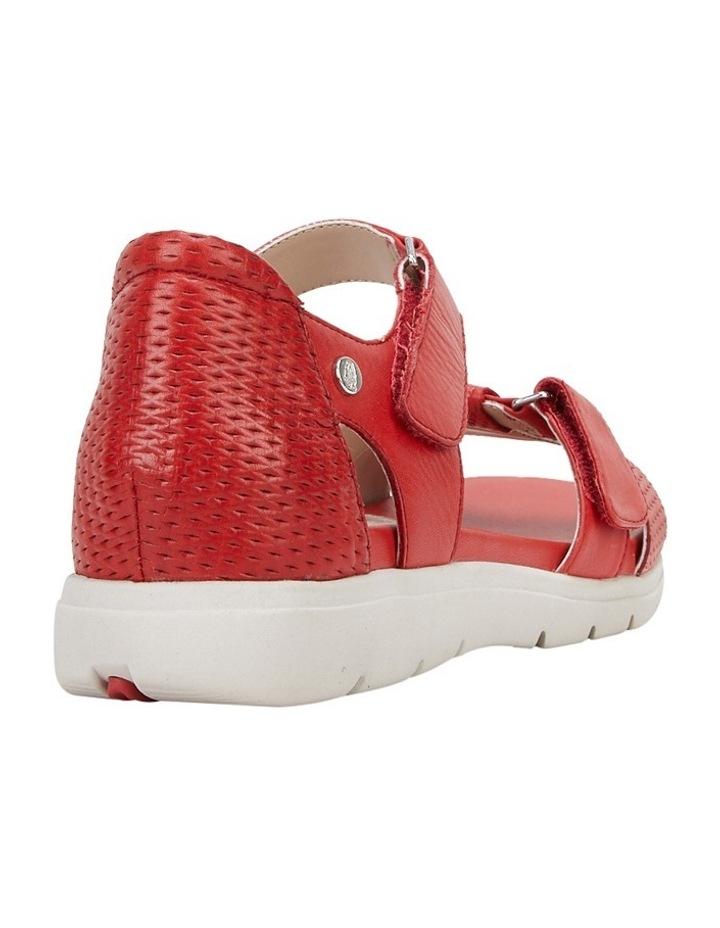 Yarrow Red Sandal image 2