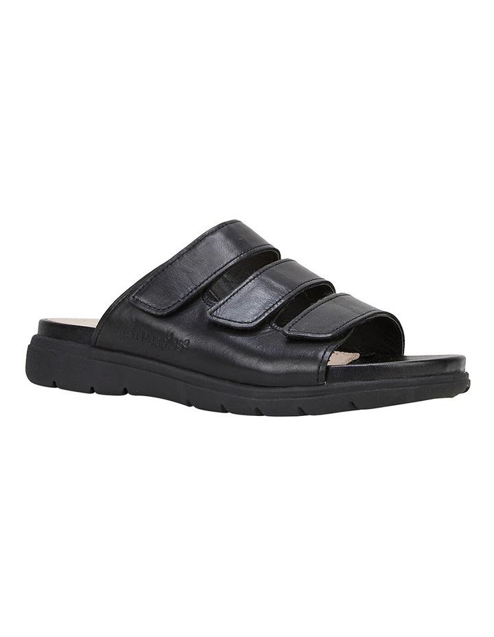 Yulan Black Sandal image 8
