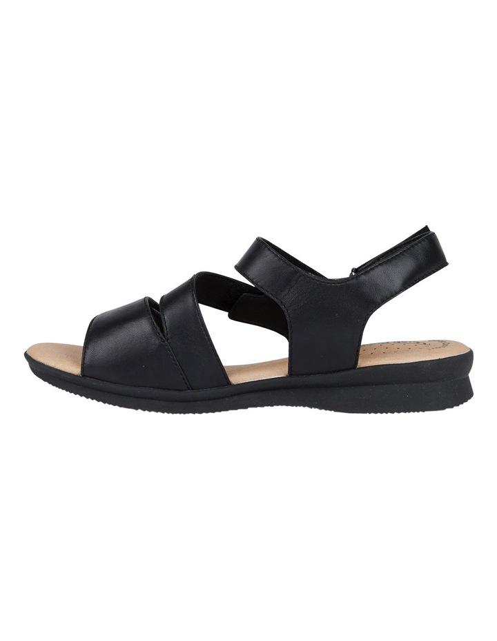 Nyssa Black Sandal image 3