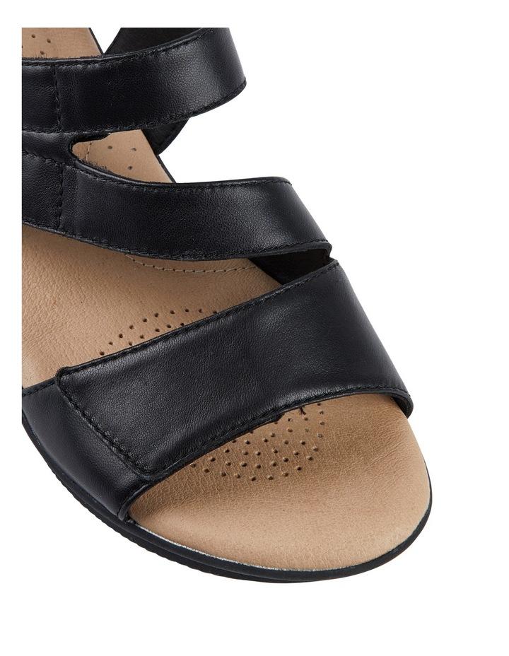 Nyssa Black Sandal image 4