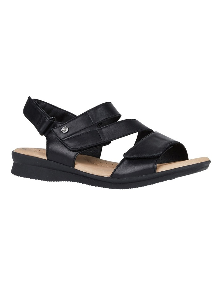 Nyssa Black Sandal image 5