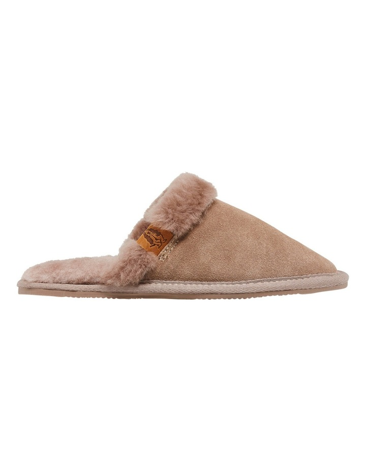 Cosy Taupe Slipper image 1