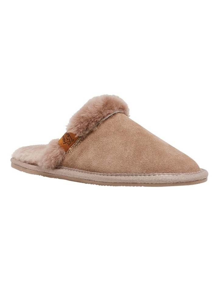 Cosy Taupe Slipper image 2
