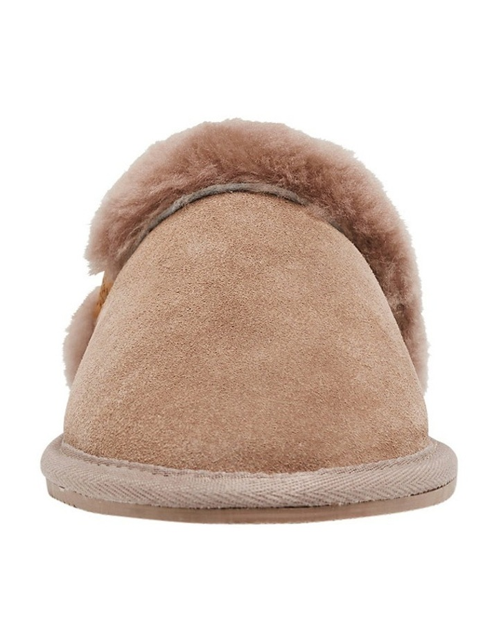 Cosy Taupe Slipper image 3