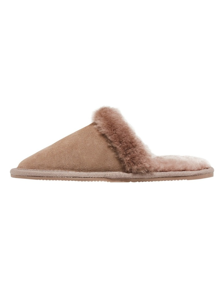 Cosy Taupe Slipper image 4