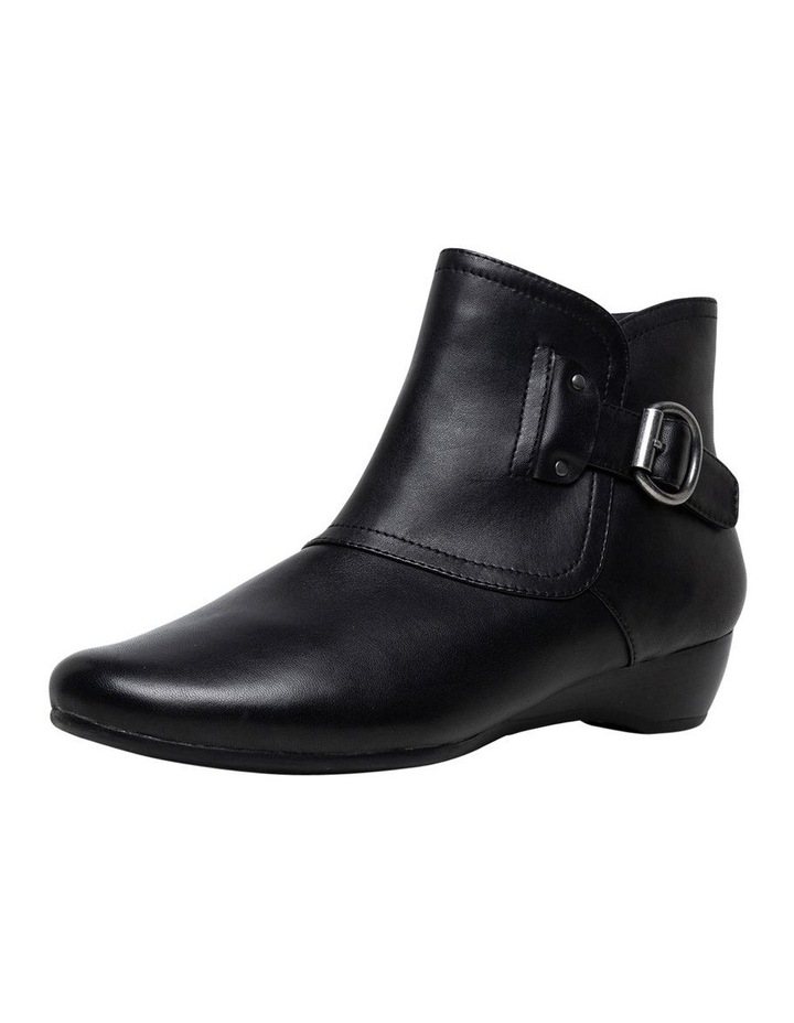 Supersoft Darby Black Boot image 1