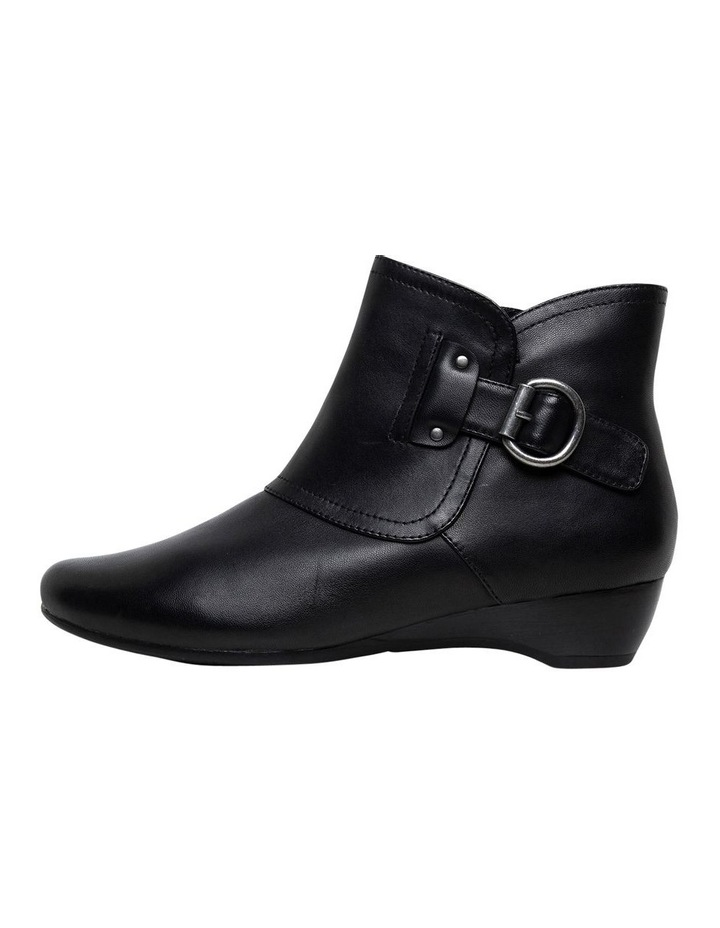 Supersoft Darby Black Boot image 2