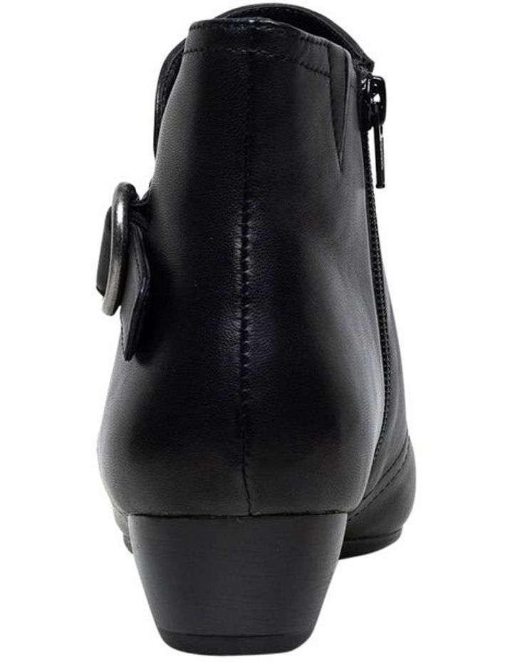 Supersoft Darby Black Boot image 3