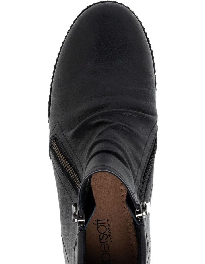 Supersoft Parnel Black Boot image 4