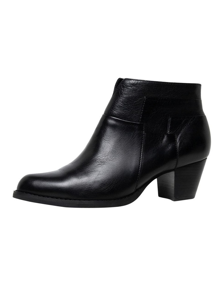 Supersoft Tumble Black Boot image 1