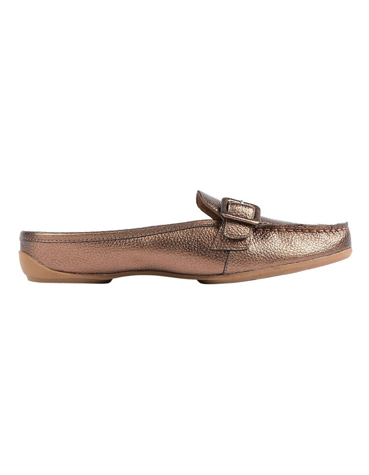 Supersoft by Diana Ferrari Melville Bronze Metallic Loafer image 1