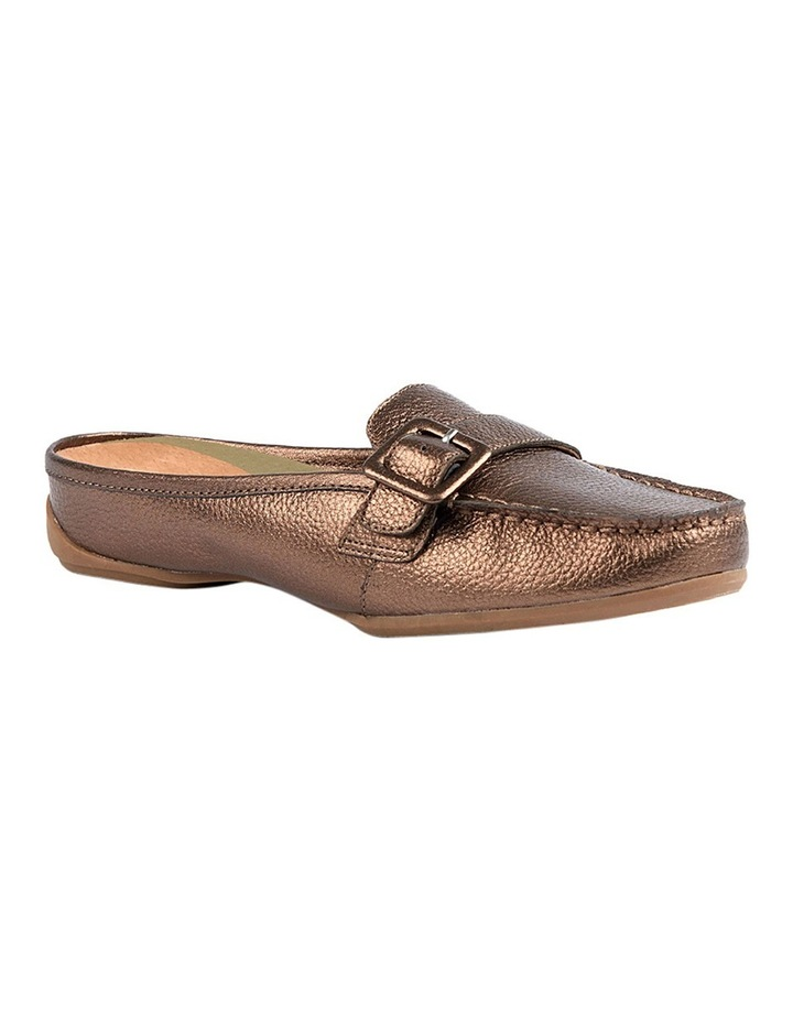 Supersoft by Diana Ferrari Melville Bronze Metallic Loafer image 2