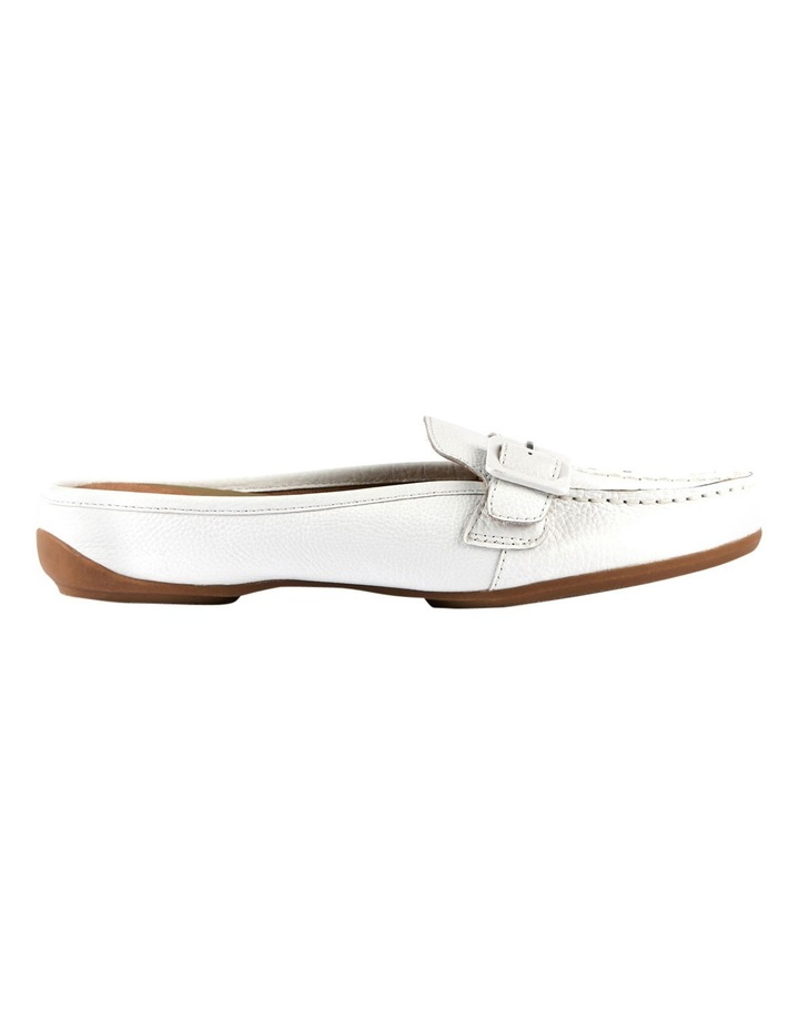 Supersoft by Diana Ferrari Melville White Loafer image 1