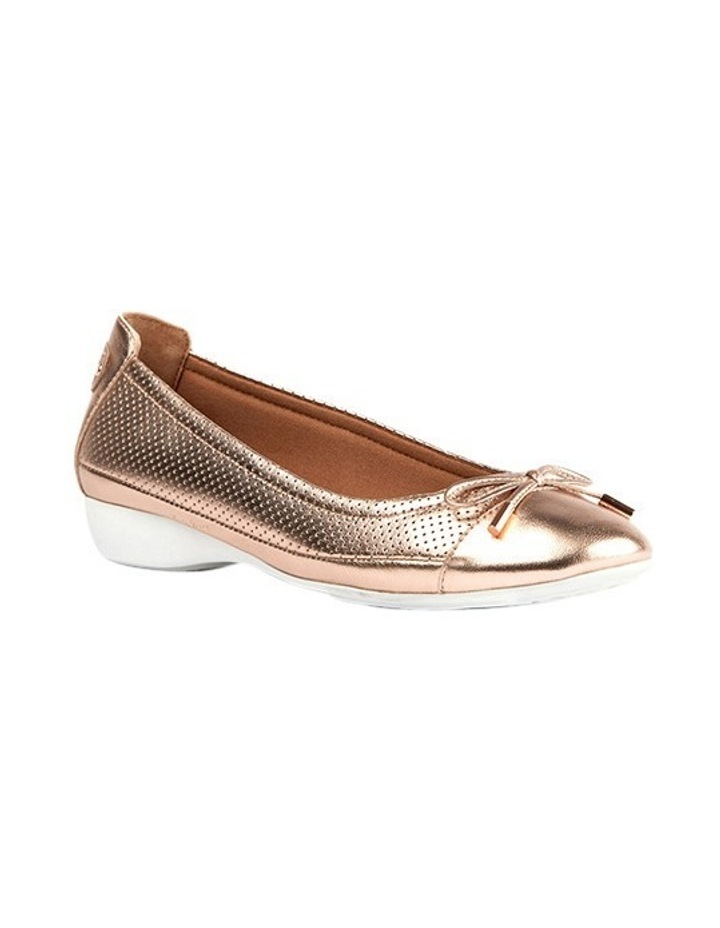 Supersoft by Diana Ferrari Embark2 Rose Gold Pump image 2