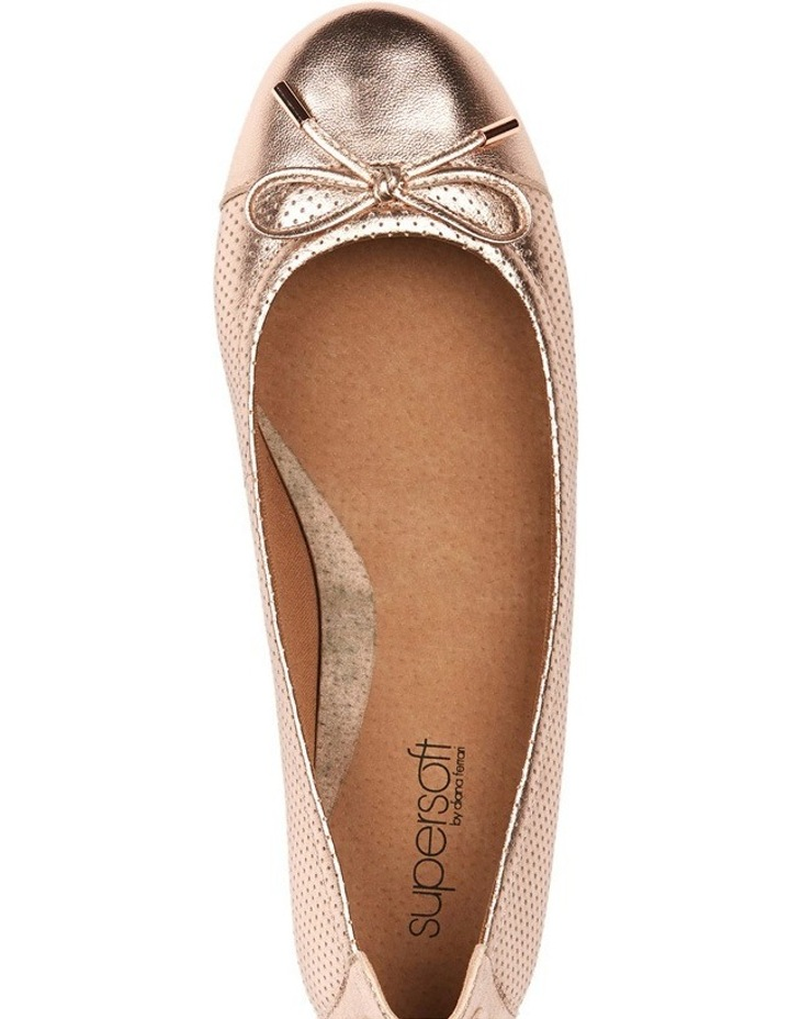 Supersoft by Diana Ferrari Embark2 Rose Gold Pump image 3