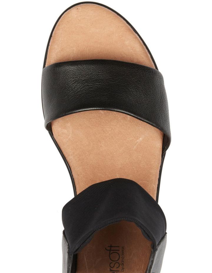 Valli Black Sandal image 3