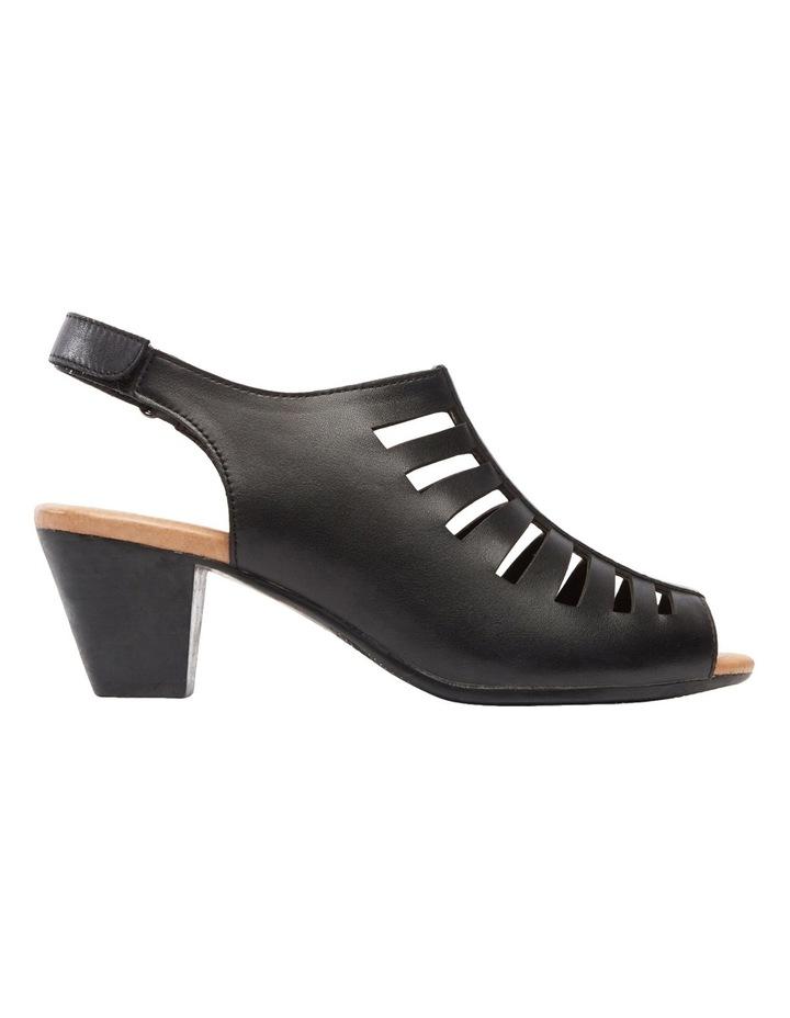 Inessa Black Sandal image 1